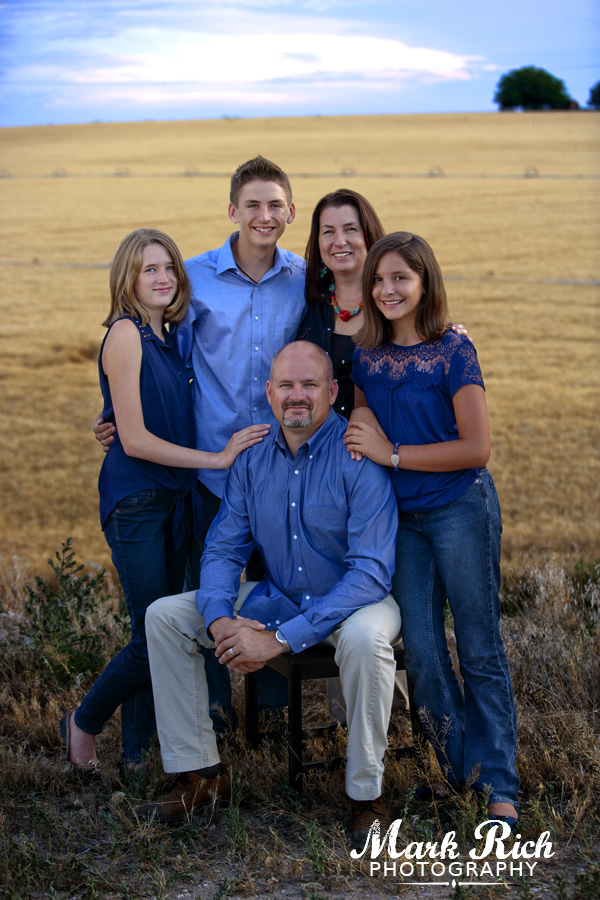 Eagle Family Photographer  Portrait Studio in Meridian